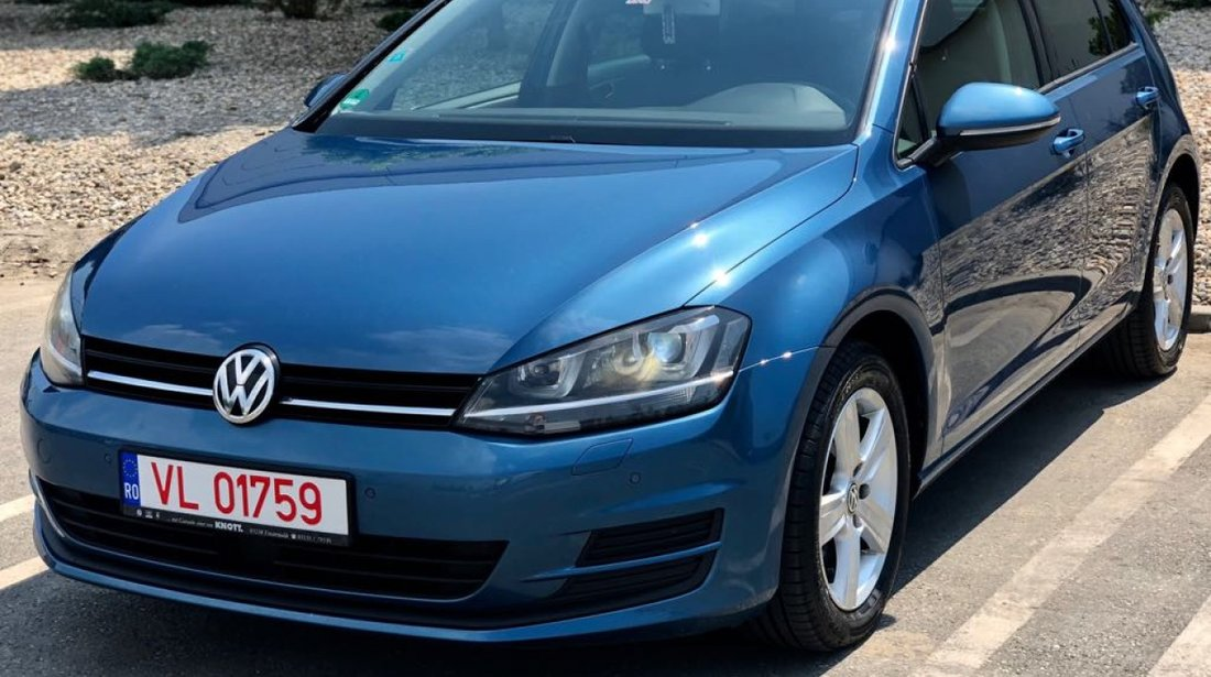 VW Golf 1.6 TDI Bluemotion 2013