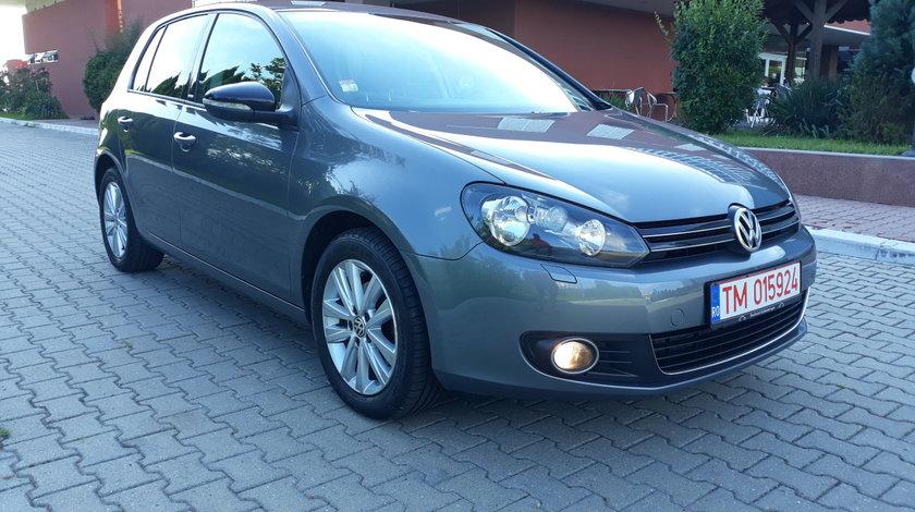 VW Golf 1.6Tdi 105Cp.Euro5.Klimatronic.Navigatie.116000km. 2011