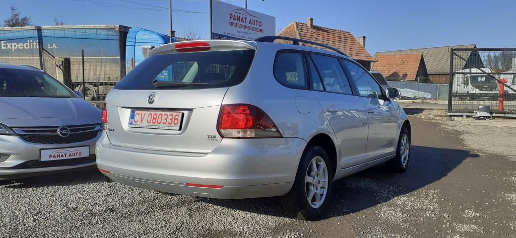 VW Golf 1,6TDI 2010
