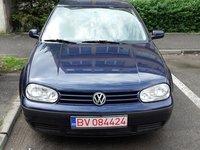VW Golf 1,8 benzina 2000