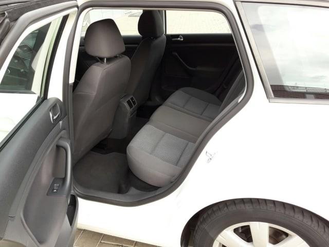 VW Golf 1,9 diesel 2009