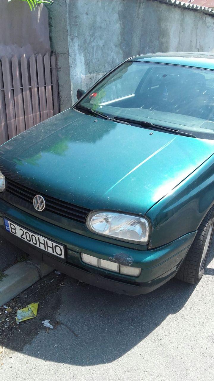 VW Golf 1.9 TDI 1996