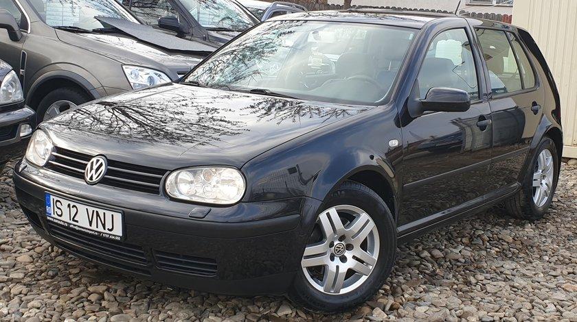 VW Golf 1.9 TDI 2002