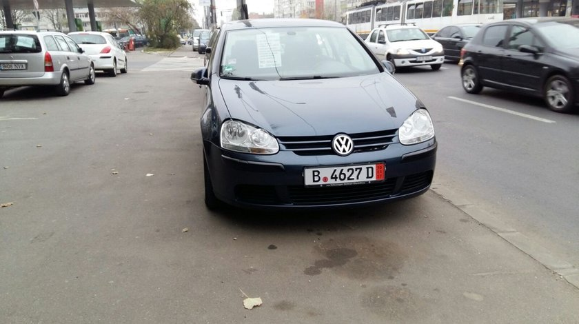 VW Golf 1.9 TDI 2006