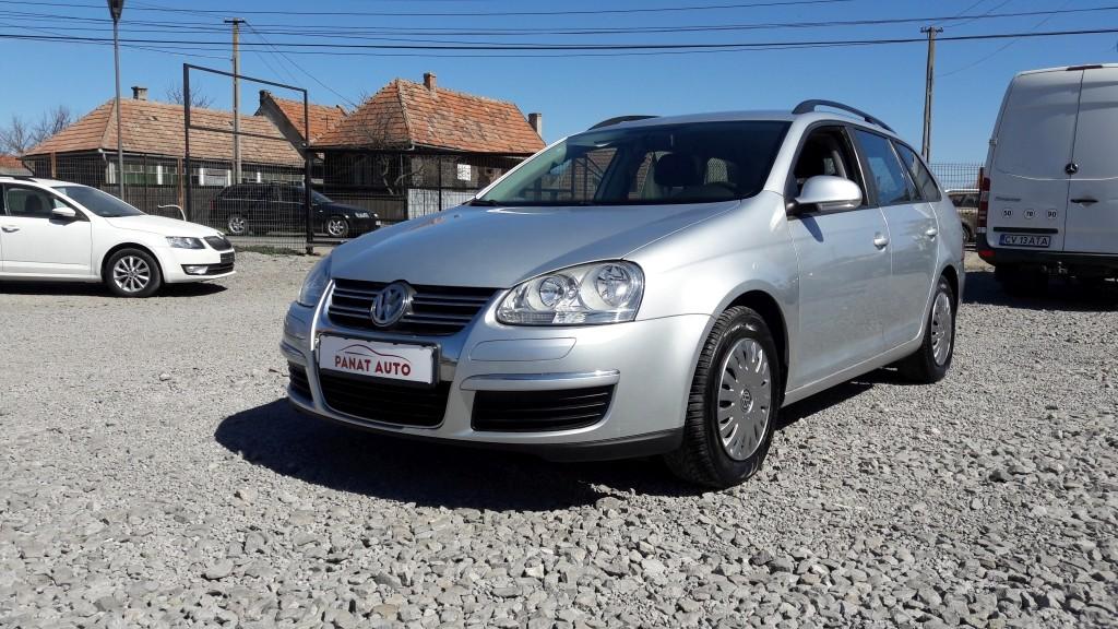 VW Golf 1.9 TDI 2008