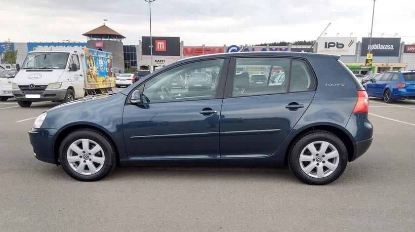 VW Golf 1.9 TDI - Full option 2007