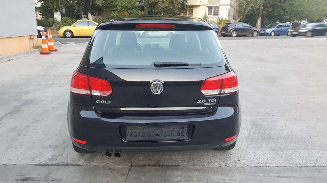 VW Golf 140cp 2010