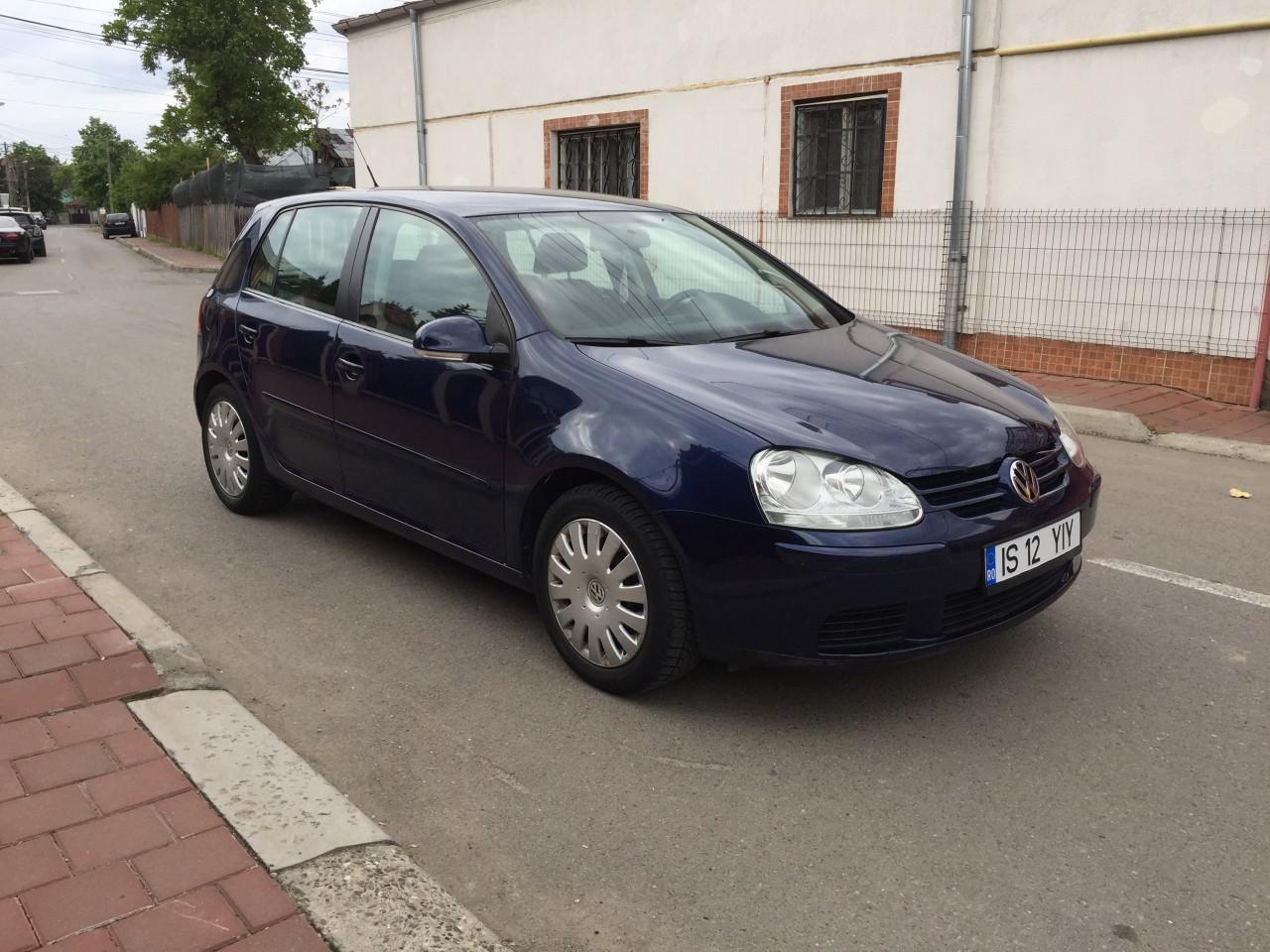 VW Golf 1600 benzina + GPL Omologat Ro 2007