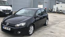 VW Golf 2.0 TDI 2009