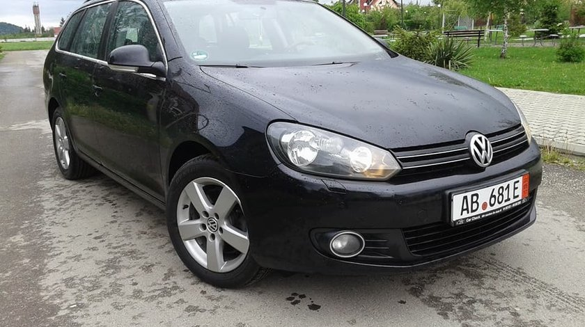 VW Golf 2.0 tdi Common Rail 2012