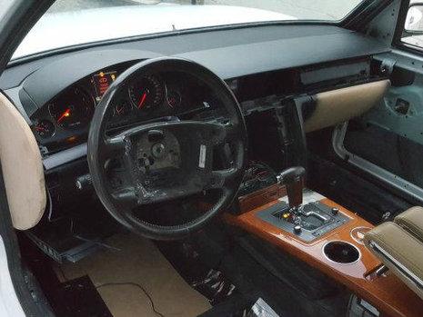 VW Golf 2 cu motor W12