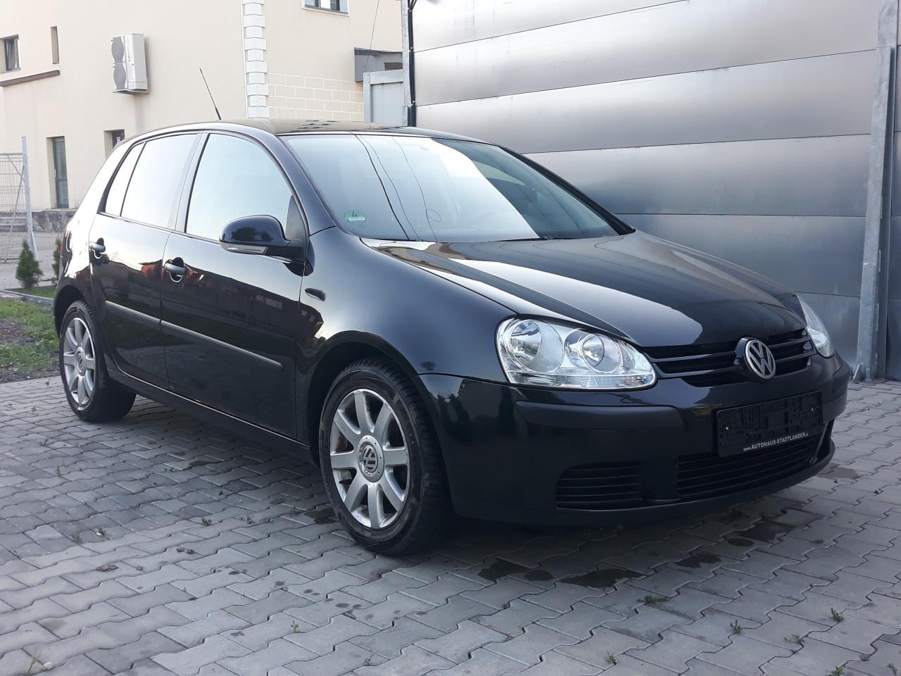 VW Golf 5 1.6Benzina 102Cp.Euro4.Klima 2005