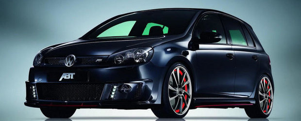 VW Golf 6 GTI primeste un kit de tuning de la ABT