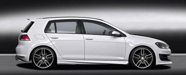 VW Golf 7 by Caractere: Tuning bun si ieftin pentru hatch-ul german