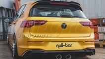 VW Golf 8 Extensie Bara Spate R32-Look