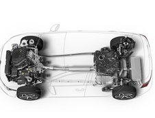 VW Golf 8 - Galerie Foto