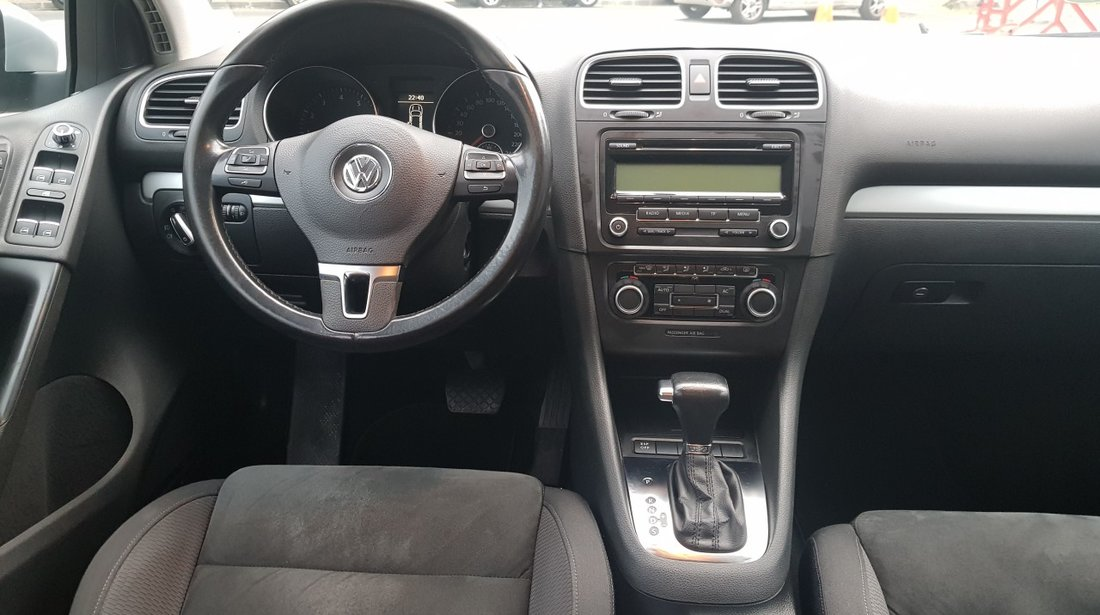 VW Golf Benzina 2010