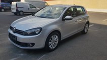 VW Golf bluemotion 2011