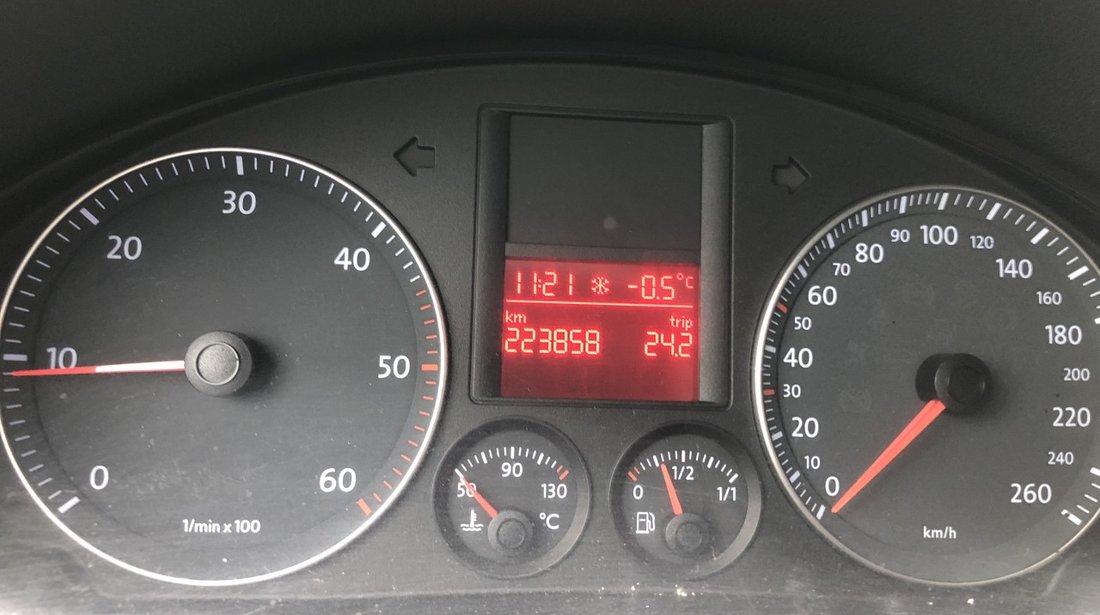 VW Golf diesel 2007