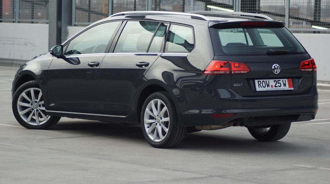 VW Golf Golf 7 xenon 2.0 150 CP Distronic LaneAssist 2015