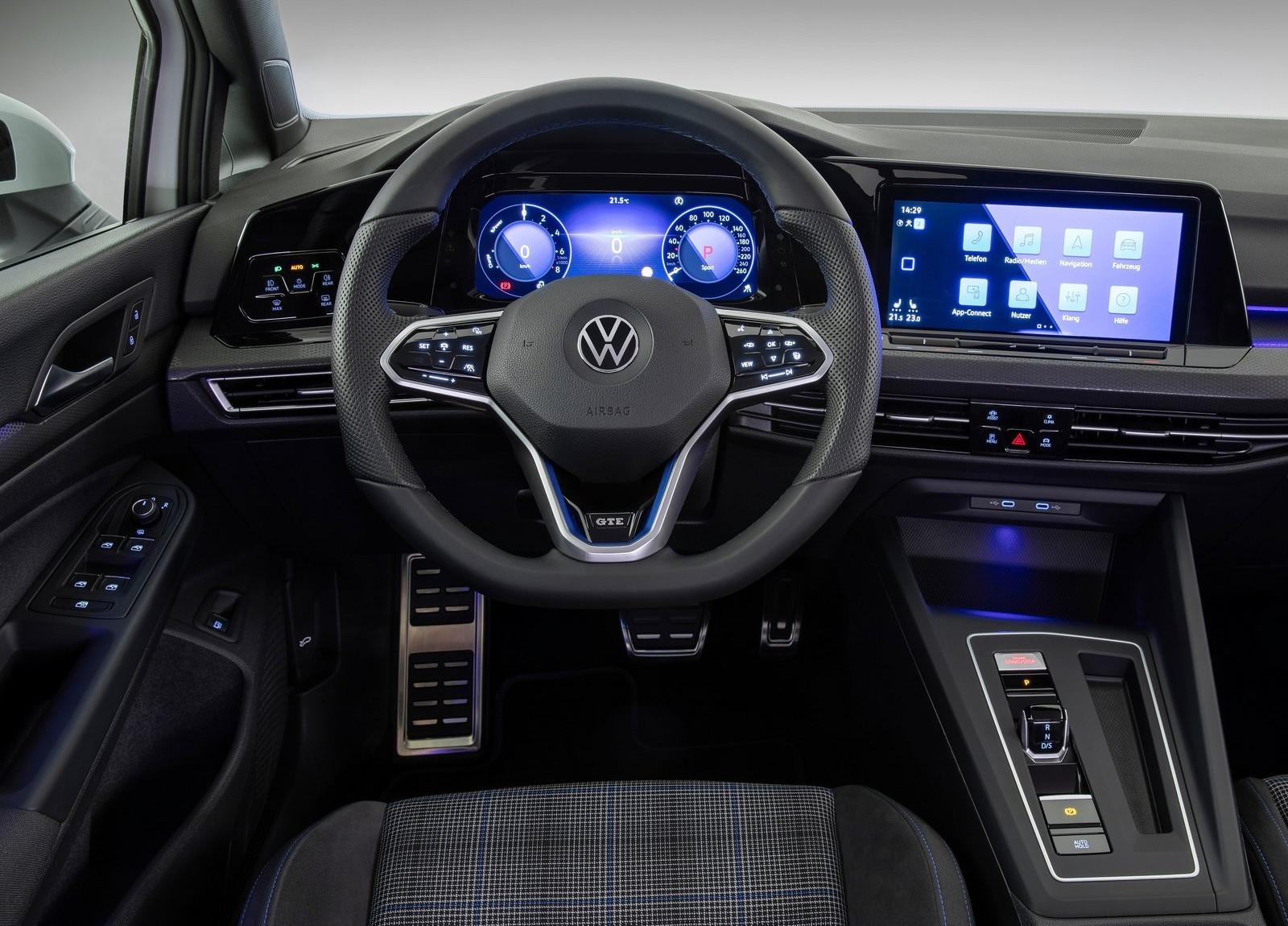 VW Golf GTE - VW Golf GTE
