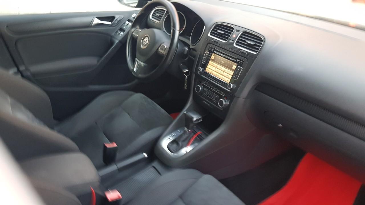 VW Golf GTI 160 2011