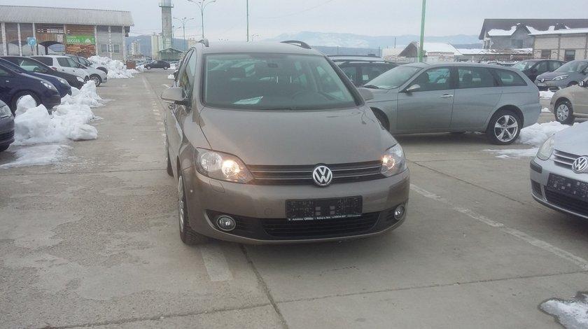 VW Golf Plus 1,4 TSI 2011