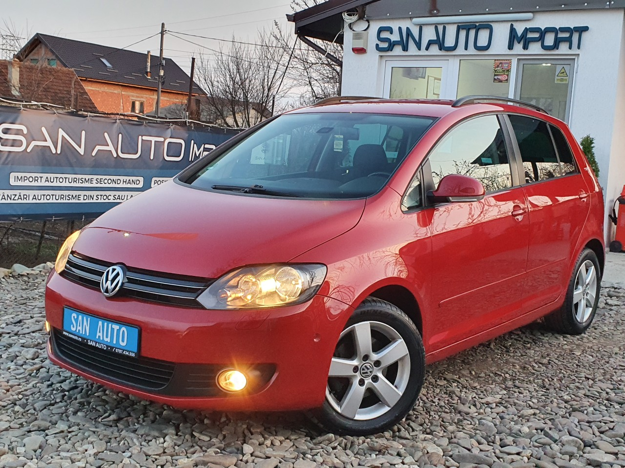 VW Golf Plus 1.6 TDI 2010