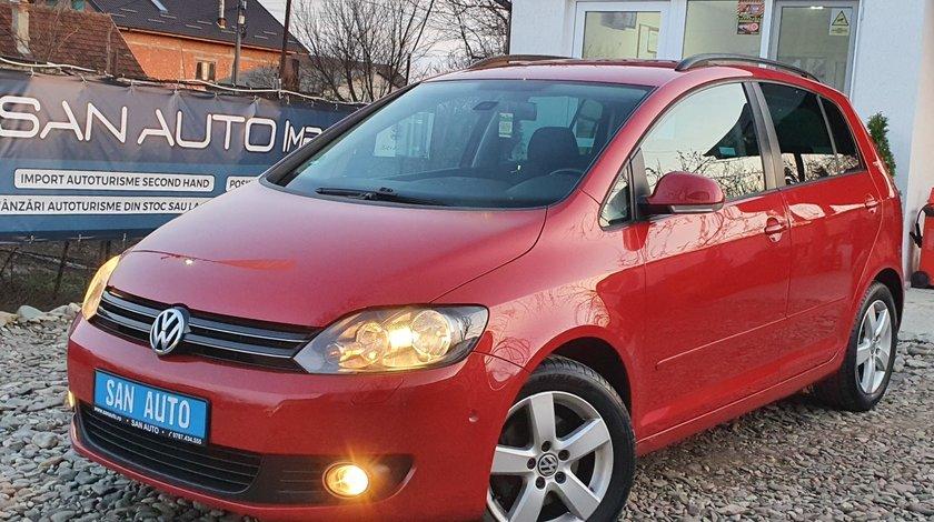 VW Golf Plus 1.6 TDI 2010