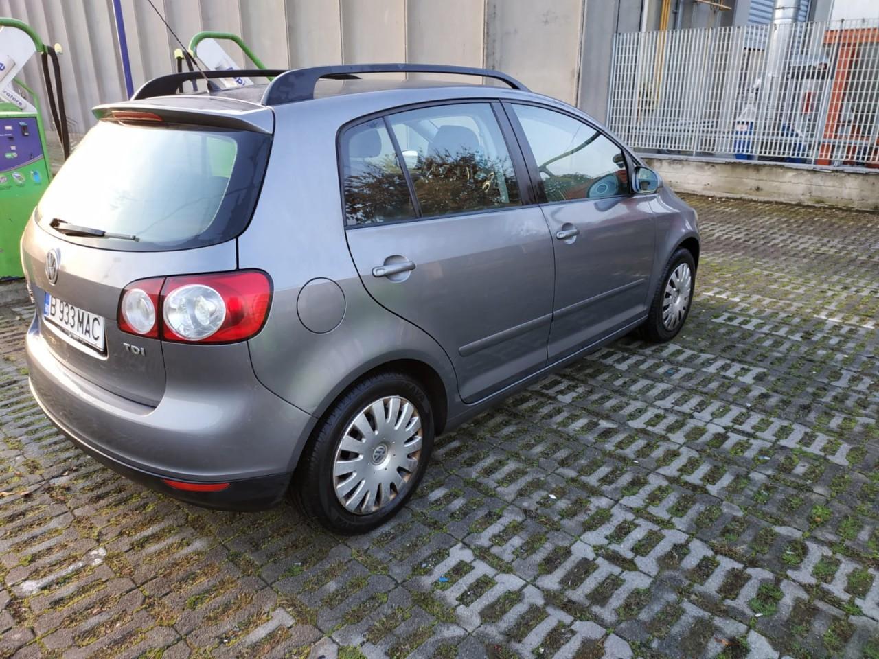 VW Golf Plus 1234567891234566 2007