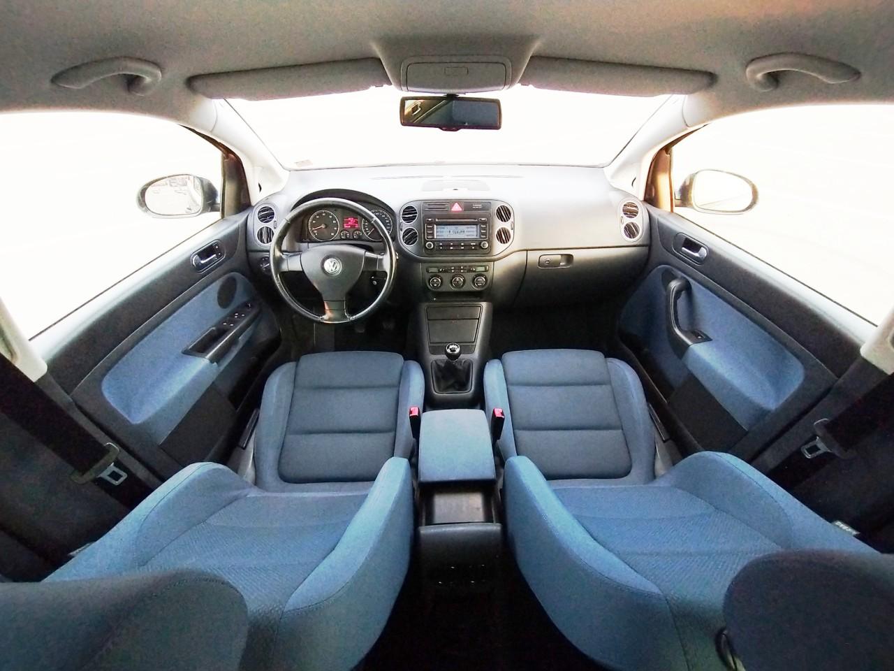 VW Golf Plus Highline Sport Edition 1.6 FSI 131 CP Klimatronic, Jante, Parking 2005