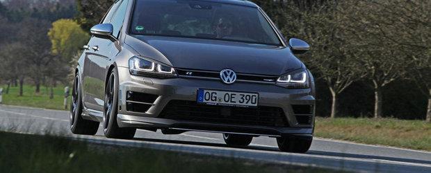 VW Golf R by Oettinger: Un hot-hatch de 400 CP pentru popor
