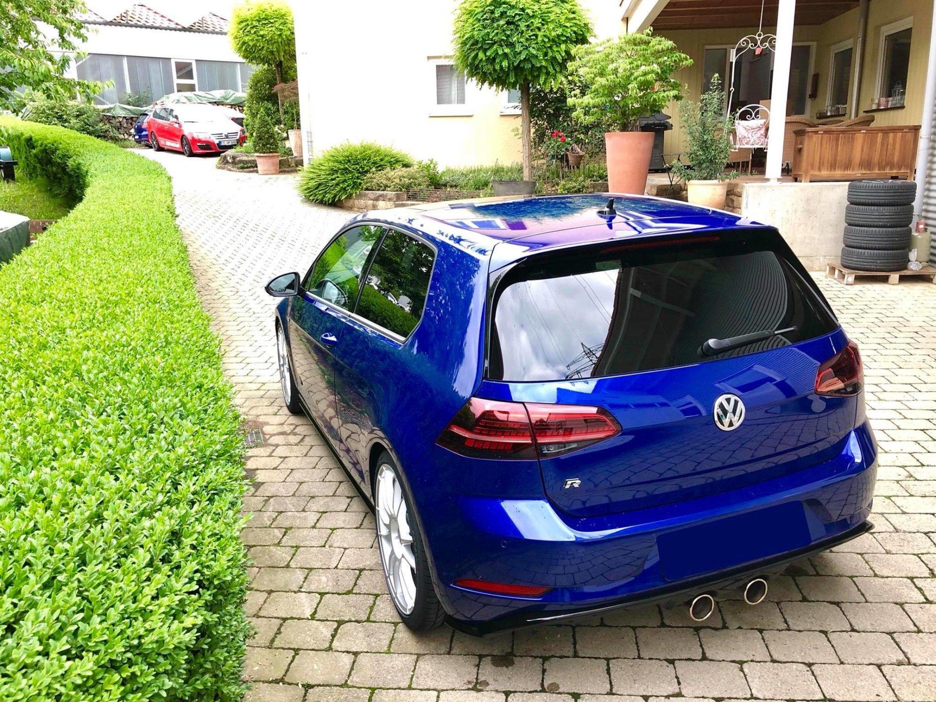 VW Golf R de 740 CP - VW Golf R de 740 CP