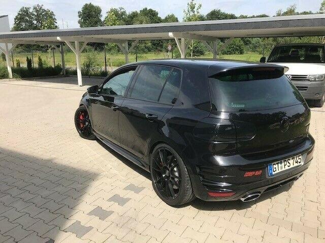 VW Golf R de 745 CP