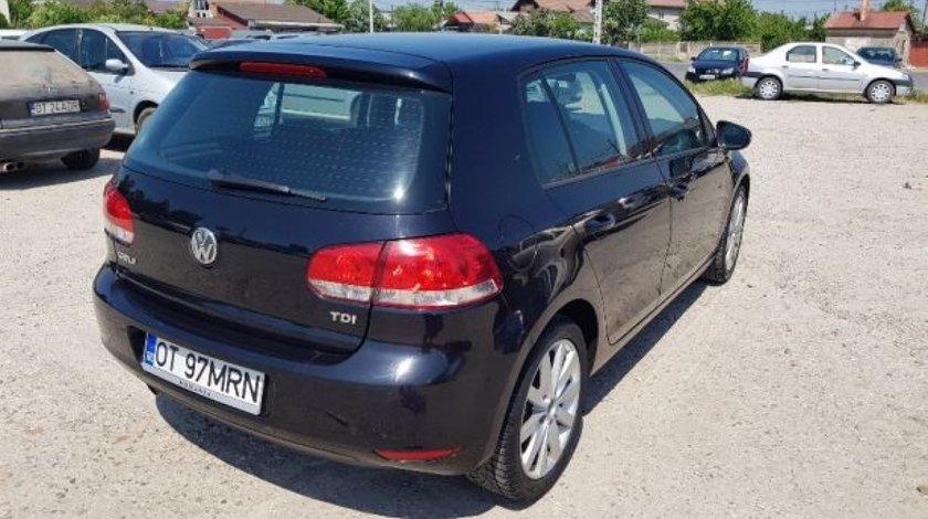 VW Golf Schimb 2010