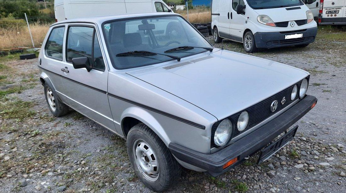 VW Golf Type17 1983