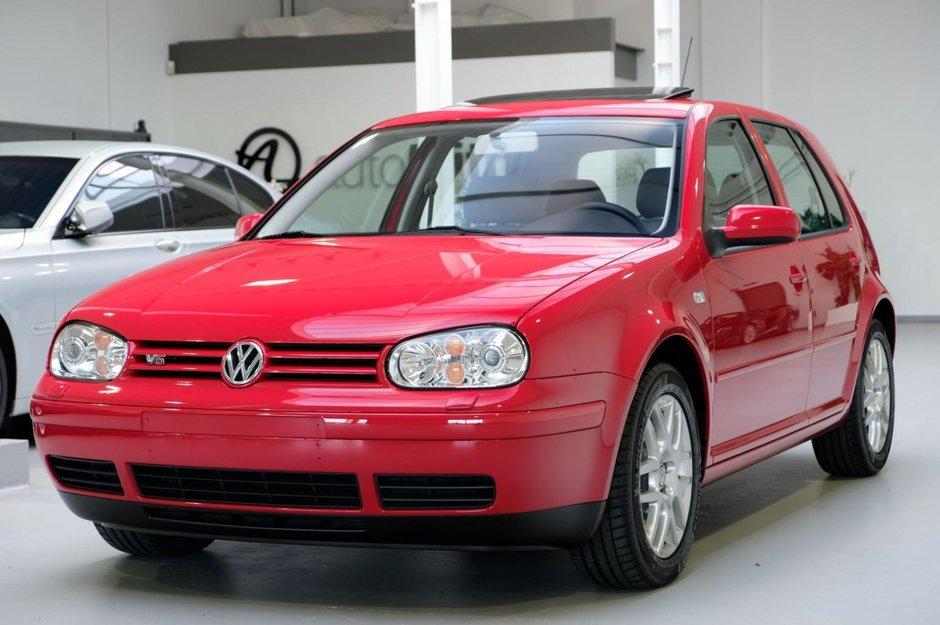 VW Golf V5 de vanzare
