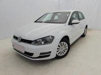 VW Golf VII 1.6 TDI BlueMotion Technology Trendline 90 CP Start/Stop 2013