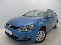 VW Golf VII Variant 1.6 TDI BlueMotion Technology Trendline 105 CP Start/Stop 2014