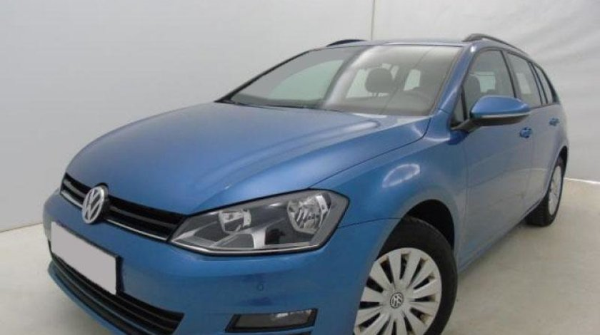 VW Golf VII Variant 1.6 TDI BlueMotion Technology Trendline 105 CP Start/Stop 2014