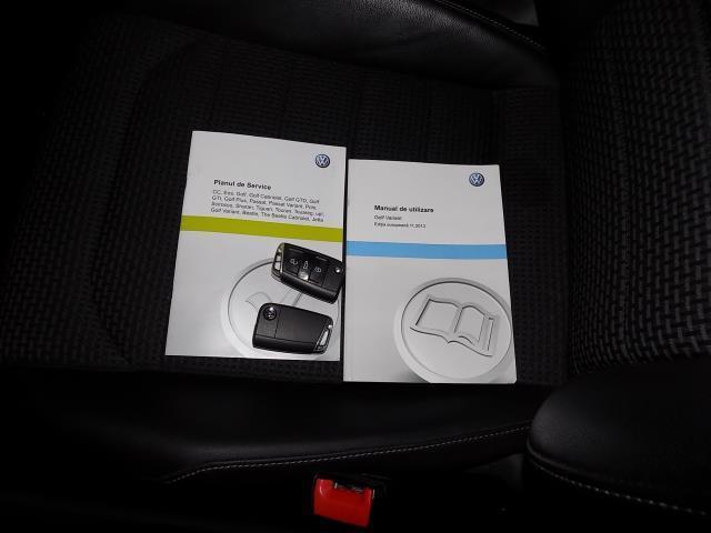 VW Golf VII Variant 2.0 TDI 150 CP Highline BMT DSG 6+1 Start&Stop 2014