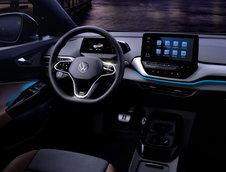 VW ID.4 interior