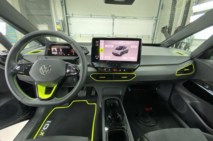 VW ID.X - VW ID.X