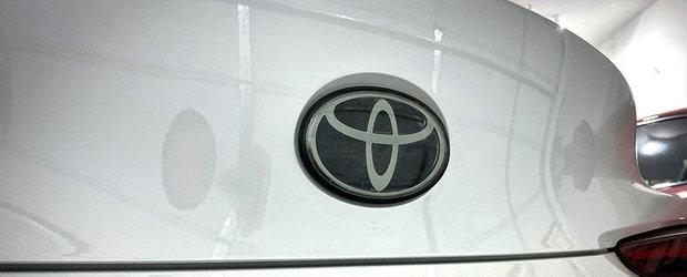 VW ingenuncheat pentru prima data in 5 ani. TOYOTA este cel mai mare constructor din lume
