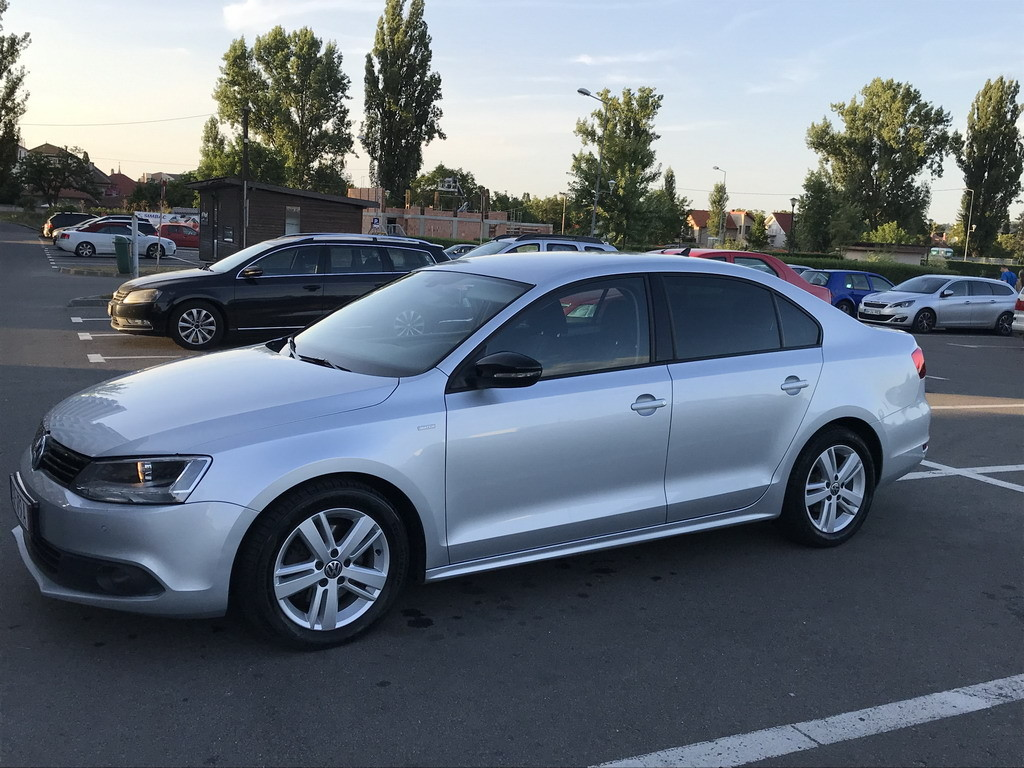 VW Jetta 1.6 TDI 2013