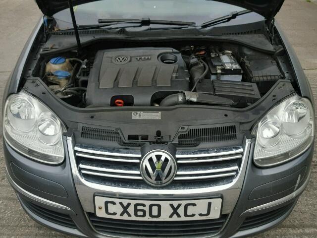 VW Jetta 1.9 2010
