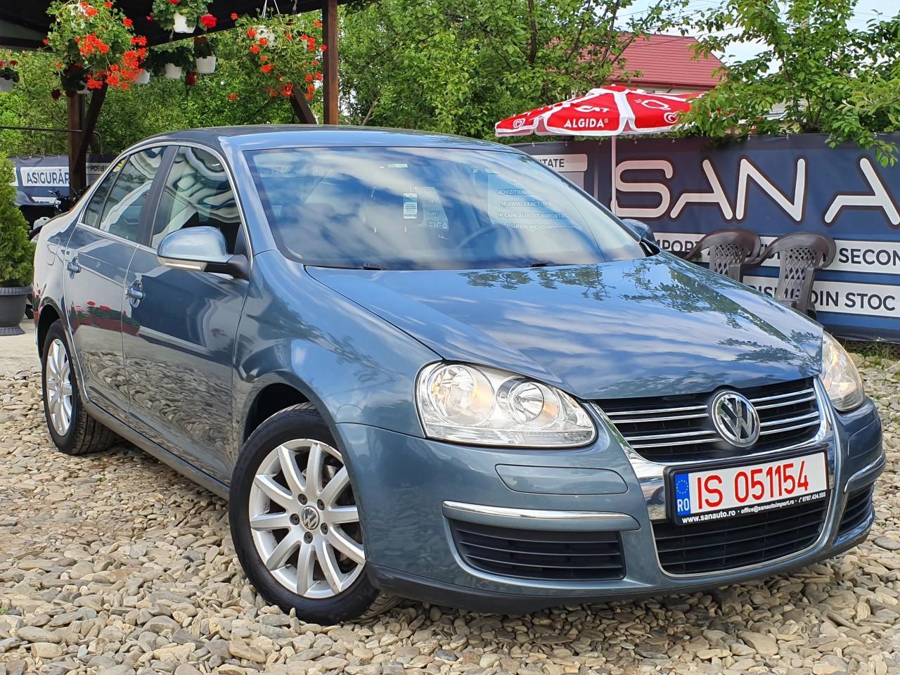 VW Jetta 1.9 TDI 2007