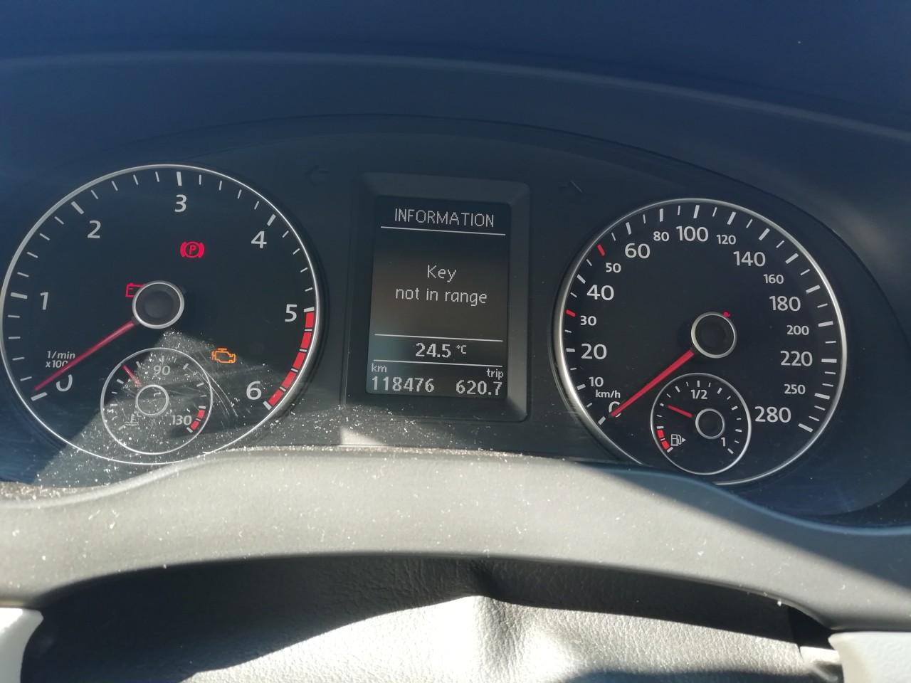 VW Jetta 2.0 TDI 2012