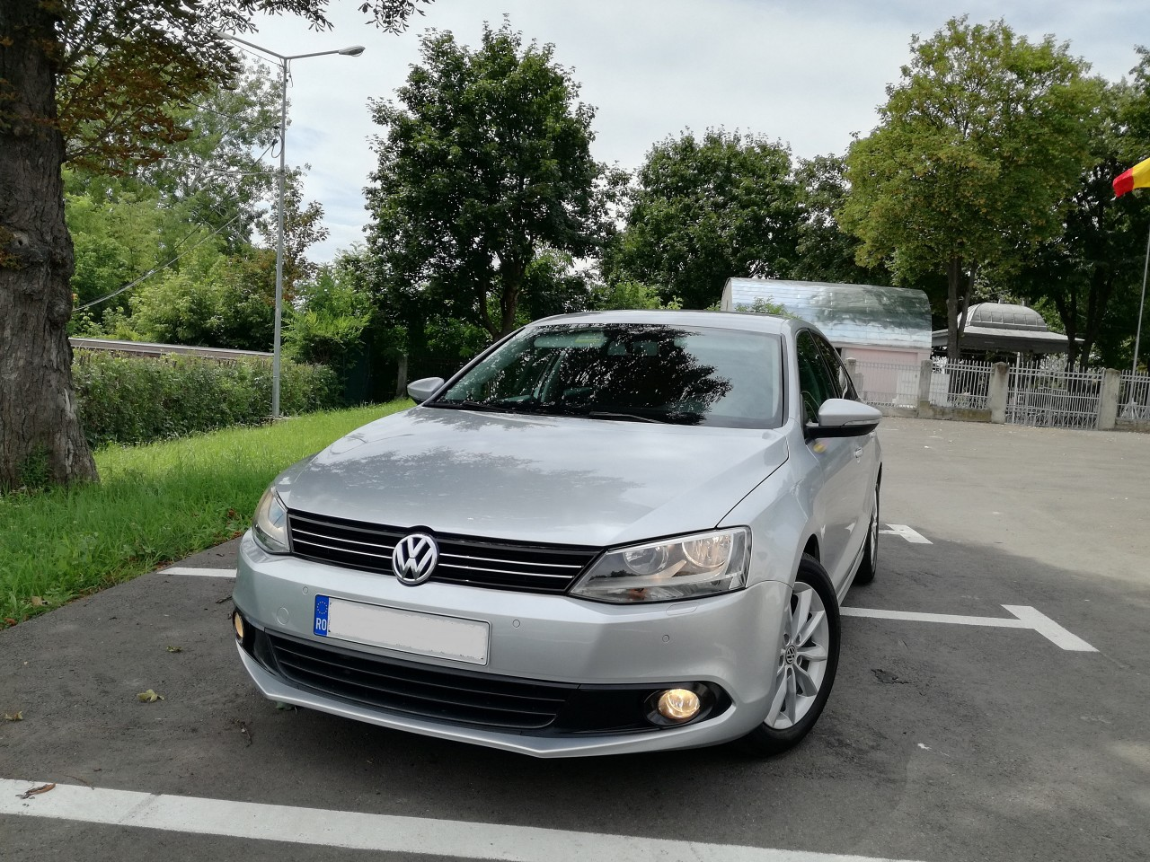 VW Jetta 2012= EURO 5 2012