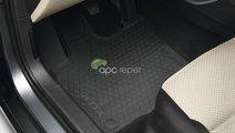 VW Jetta 5C - Covorase Originale Cauciuc Negre (20...
